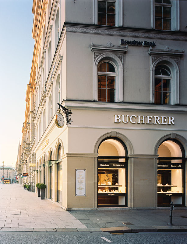 BUCHERER HAMBURG