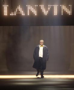 Final Lanvin Show - CREDIT Rex Shutterstock