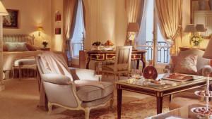 Deluxe Junior Suite au Plaza Athénée