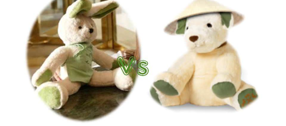Hippolyte vs Pistache plushes of bristol and meurice_mini