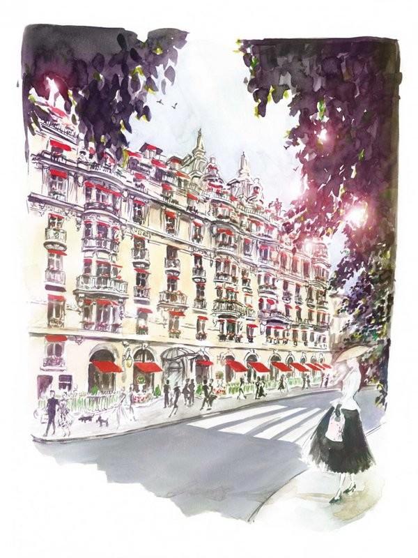 Plaza Athénée & Dior