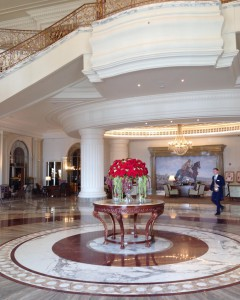 Lobby St Regis