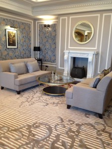 St Regis suite
